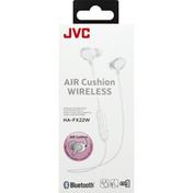 Jvc Wireless Headphones, White
