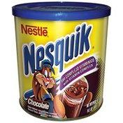 Nestle Nesquik Chocolate Flavored Powder
