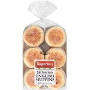 Superbuy Fork Split English Muffins