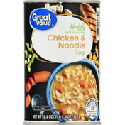Great Value Soup, Chicken & Noodle