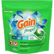 Gain Flings Liquid Laundry Detergent, Blissful Breeze Scent