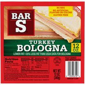 Bar-S Turkey Bologna