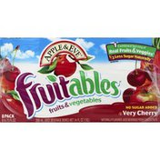 Apple & Eve Juice Beverage, Fruits & Vegetables, Very Cherry, Boxes, 8 Pack