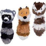 "2 For 5 10""Plush Raccoon 3 Assortment"