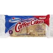 Hostess Coffee Cakes, Cream Cheese