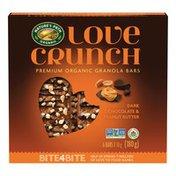 Nature's Path Dark Chocolate & Peanut Butter Granola Bars