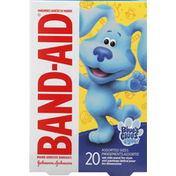 Band-Aid Bandages, Blue's Clues, Assorted Sizes