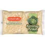 Cortland Valley Krrrrisp Kraut Sauerkraut