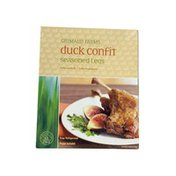 Moscovy Duck Confit Legs
