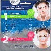 Bioré 2-Step Pore Kit