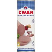 ZWAN Luncheon Loaf, Chicken