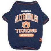 Pets First Medium Collegiate Auburn Tigers Dog T-Shirt