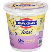 FAGE Total Blended Vanilla Greek Strained Yogurt