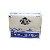 First Street Light Cream Cheese Cups