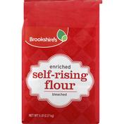 Brookshire's Self-Rising Flour, Enriched, Bleached