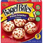 Bagel Bites Supreme Pizza Snacks