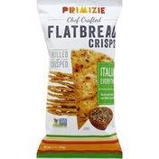 Primizie Thick Cut Crispbreads, Classic Italian 7‑Herb Blend