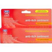 Rite Aid Pharmacy Anti Itch Ointment, Maximum Strength