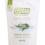 Epsoak Epsom Salts, Foot Soak