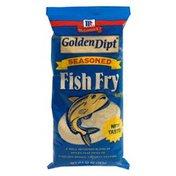 Golden Dipt Fish Fry, Seasoned