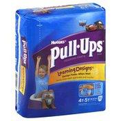 Pull-Ups Training Pants, 4T-5T (38-50 lbs), Learning Designs, Disney-Pixar Cars, Mega
