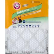 Arm & Hammer Air Filter, Allergen, Odor Reduction, Enhanced 12000, Box