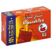 Alwazah Tea Ceylon Tea, Bags