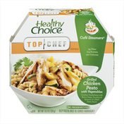 Healthy Choice Top Chef Inspired Cafe Steamers Grilled Chicken Pesto with Vegetables