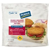 Perdue Fully Cooked Panko Breaded Chicken Breast Patties