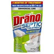 Drano Septic Treatment, Advanced