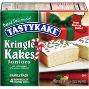 Tastykake Kringle Kakes Juniors Cakes