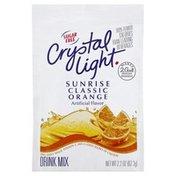 Crystal Light Drink Mix, Sunrise Classic Orange