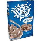 Kellogg's Pop-Tarts Breakfast Cereal, Frosted Cookies and Creme