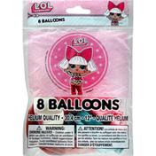 Unique Balloons, LOL Surprise, 12 Inch