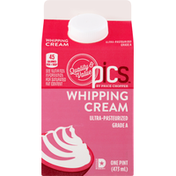 PICS Whipping Cream