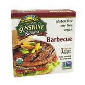 Sunshine Burgers 3 Organic Veggie Burgers