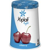 Yoplait Light Yogurt, Very Cherry, Fat Free Yogurt