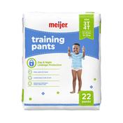 Meijer Training Pants Boy 3T/4T