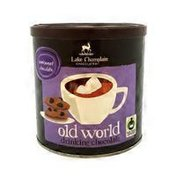 Lake Champlain Chocolates Old World Drinking Chocolate