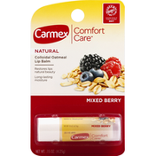 Carmex Colloidal Oatmeal Lip Balm Mixed Berry