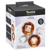 Tovolo Ice Molds, Set of 3