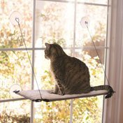 K&H Natural Window Lounger for Cats