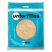 Unbun Foods Untortillas