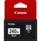 Canon Cartridge, Fine, Black, PG-240XL