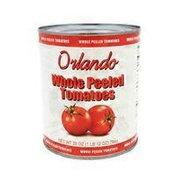 Orlando Greco Whole Peeled Tomato