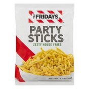 TGI Fridays Party Sticks, Zesty House Fries