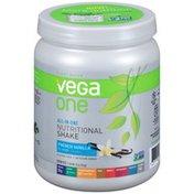 Vega French Vanilla Nutritional Shake Drink Mix