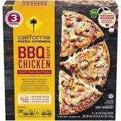 California Pizza Kitchen BBQ Recipe Chicken Crispy Thin Crust Frozen Pizza