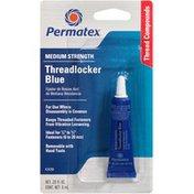 Permatex 24200 Medium Strength Threadlocker Blue