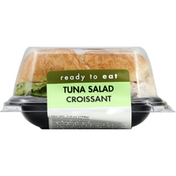Great To Go Croissant, Tuna Salad